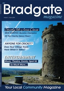 The Bradgate Mag March 2014 cover