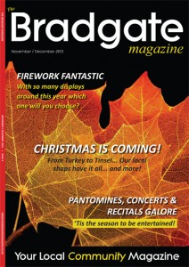 The Bradgate Mag Nov 2013 cover