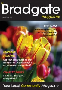 The Bradgate Magazine May 13 Cover