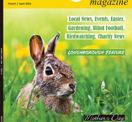 The Bradgate March 2016 cover