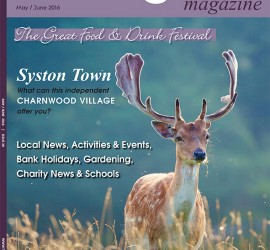 The Bradgate May 2016 Cover