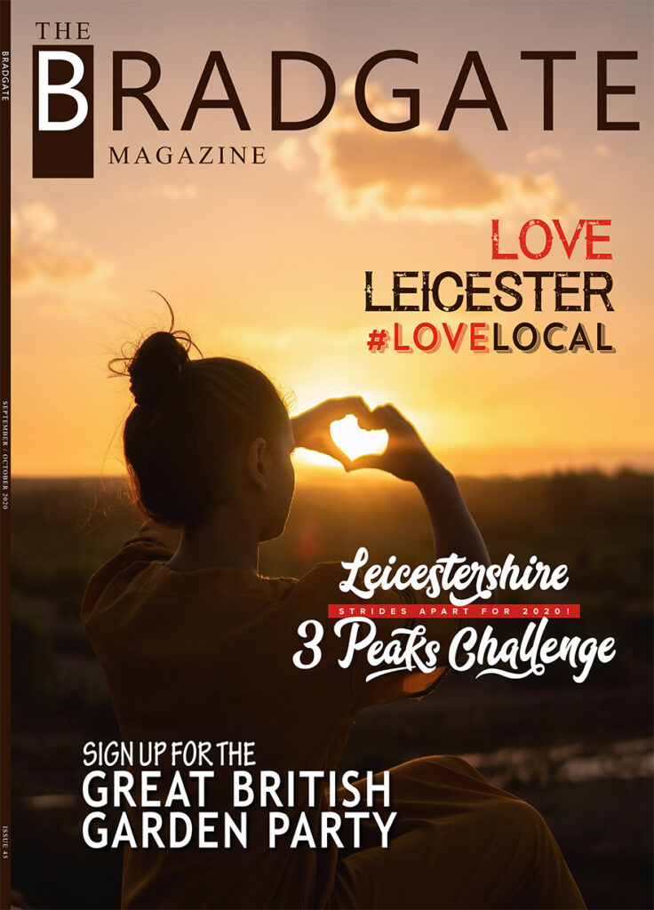 The Bradgate Magazine - Charnwood - Leicestershire - community magazine - advertising - local